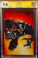 MARVEL Comic VENOM 1 CGC SS 9.8 Crain Virgin SPIDER-MAN CARNAGE RED GOBLIN TOXIN