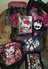 Monster High Schule Taschen Buch Konvolut