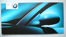 Prospekt BMW M3 (E 46) - Das neue M 3 Cabrio, 1.2001, 12 Seiten