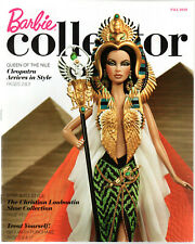 BARBIE COLLECTOR Catalog Collection Book Ad Magazine Cleopatra • Fall 2010