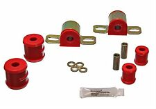 "70-81 Firebird Trans Am Rear Sway Bar Bushing Kit 15/16"" 1-Bolt Link Bar RED"