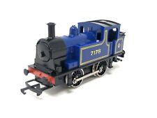 """Hornby Railways R255 0-4-0 Tank Loco Blue Livery """"7178"""""""