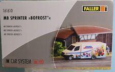 Faller 163253 h0 sistema car BATTERIA 250 mAh 2 volte