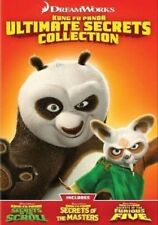 Kung Fu Panda Ultimate Secrets Collec - DVD Region 1