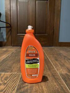 Shark Wood & Hard Floor Tile Polish High Gloss Shine Restores, New 28 oz. Bottle