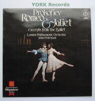 CFP 40266 - PROKOFIEV - Romeo & Juliet PRITCHARD London PO - Ex Con LP Record