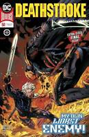 DEATHSTROKE #50 (2019 DC) 1ST PRINT PAGULAYAN MAIN COVER A | PRIEST PAZ