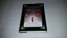 The Mistletoe Inn : A Novel by Richard Evans (2015, Hardcover) SIGNED 1st/1st