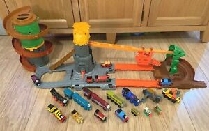 Thomas & Friends Daring Dragon Run Take & Play Set + Lots of extras.