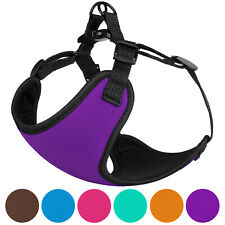 Dog Harness Vest Small No Pull Adjustable Pet Safety Harnesses for Dogs Puppy