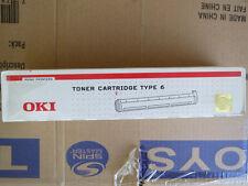 Toner OKI Cartridge Type 6 Originale (Serie In Descrizione...)