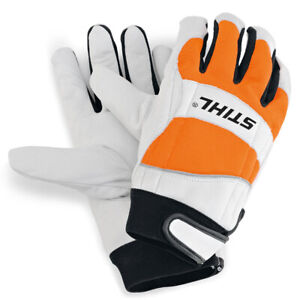 Genuine Stihl Chainsaw DYNAMIC Gloves Protect MS 1 Small (Size 8) 0088 610 0008