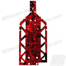 HPI BAJA 5B SS 5T 5SC Chassis Plate Protector - Grafitti 11247