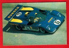 Racing Car Postcard ~ 1971 Ferrari 512M: Sunoco Oil Company - Niccolini of Italy