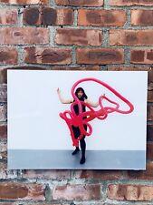 Berlin Based NY Conceptualist Artist Holly Zausner Signed Chromogenic Photo 2001