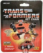 Transformer Vintage 2002 G1 Reissue Cliffjumper Keychain Action Figure