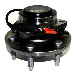 Wheel Bearing and Hub Assembly Front IAP Dura 295-15054