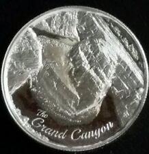 Ultra High Relief Piedfort Style Elemetal Mint Silver 2 oz 2015 LIBERTY ISLAND