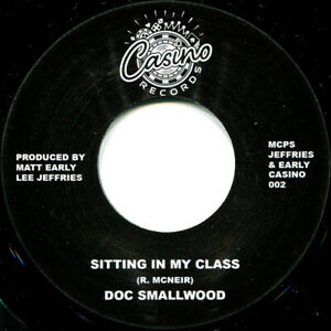 DOC SMALLWOOD SITTING IN MY CLASS Soul Northern Motown