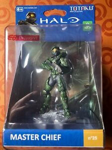 TOTAKU - MASTER CHIEF No 25 - HALO SERIES - MINT - FIRST EDITION - EB EXCLUSIVE