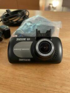 Nextbase 312GW 2.7 in LED Dash Cam - Black