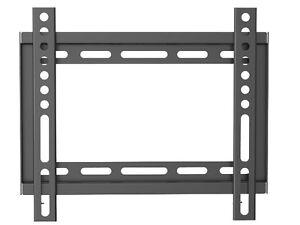 Montaje en pared plano TFT LCD LED PLASMA Pantalla 23 - 42 Pulgadas Soporte ES