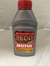 Motul RBF 600 Factory Line DOT 4 Racing Brake Fluid Fully Synthetic CAR AND BIKE