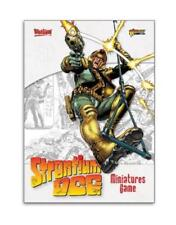 STRONTIUM DOG : RULEBOOK - 2000AD - WARLORD GAMES - SHIPPING NOW
