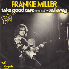 """FRANKIE MILLER – Take Good Care (Of Yourself)(1978 SINGLE 7"""" DUTCH PS)"""
