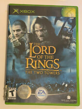 LotR Lord of the Rings The Two Towers for Original Xbox [Complete] 🎮GCS🎮