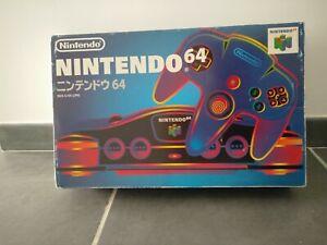 Console Nintendo 64 Boxed NTSC-J - JAPAN