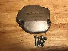 2004 Honda CR250R Stator Cover, Ignition, Engine, Motor, OEM, 04 CR 250