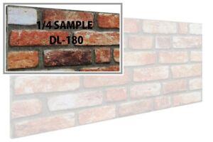 3D Wall Panel - Brick Effect 3D Luxury Wall  Decor Polystyrene - DL-180