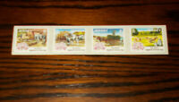 JERSEY MINT STAMPS 3.11.2000 DAYS GONE BY INCR 2000