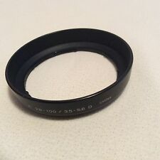 MINOLTA LENS HOOD FOR THE 28-100 D AF LENS