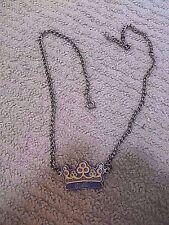 """2003 Mattel, Inc. Barbie Necklace 15 3/4"""" Long"""