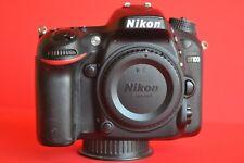 Nikon D7100 24.1MP Digital SLR Camera Black Body Black...Low Shutter Count..WOW!