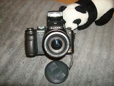 Panasonic LUMIX DMC-FZ8 7.2MP Digital Camera - Black