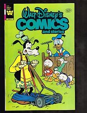 1980 Whitman Pre-pack Walt Disney's Comics & Stories #505 Gold Key Variant Vf/Nm