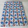 FABRIC THE CAT IN THE HAT DR SEUSS PRINT POLYCOTTON 50 X145 CM/20 X 58 IN