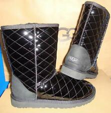 UGG Australia Women\'s Patent Leather Boots | eBay