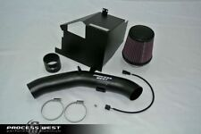 PROCESS WEST 4in race air box + INTAKE complete KIT with K&N filter FOR FORD FG
