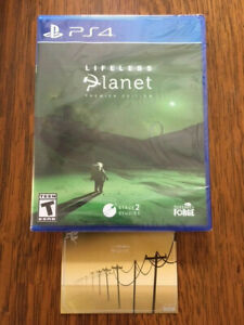 Lifeless Planet - Premier Edition - Limited Run - Card - PlayStation 4 PS4