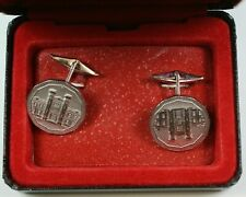 Pair of Cuff Links From the Royal Canadian Mint, In Beautiful Case