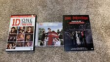 One Direction CD & DVDS
