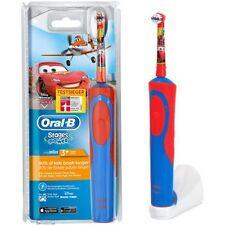 Braun Oral-B Stages Power Kinder Zahnbürste Akku D12.513.K Cars