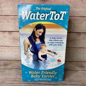 WaterTot Baby Carrier - Wear In The Pool Neoprene Swimming Pool Baby Infant NEW