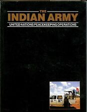 THE INDIAN ARMY: United Nations Peacekeeping Operations, Capt Verma,  HBdj last