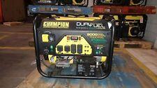 7000/9000w Generator, electric start, runs on gas or propane