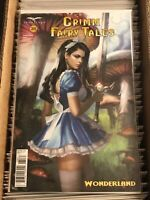 ~ Zenescope Wonderland Finale C cover